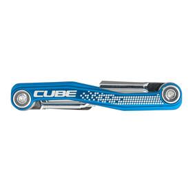 Cube Cubetool 12 in 1 Cykelværktøj blå/sølv